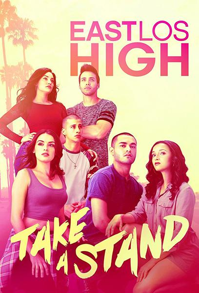 TV ratings for East Los High in South Korea. Hulu TV series