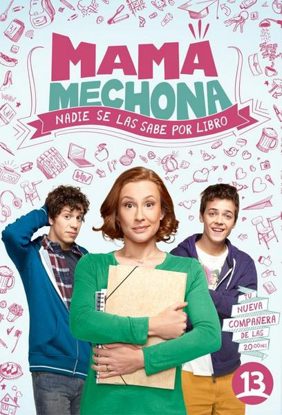 TV ratings for Mamá Mechona in Italy. Canal 13 TV series