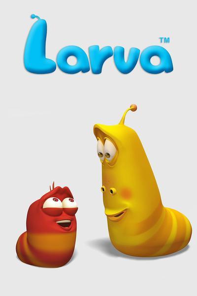 TV ratings for Larva in Brazil. KBS1 TV series