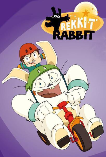 TV ratings for Rekkit Rabbit in Denmark. TF1 TV series