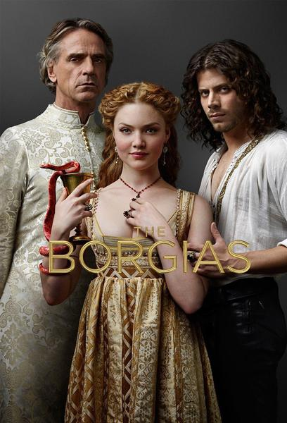 TV ratings for The Borgias in New Zealand. Showtime TV series