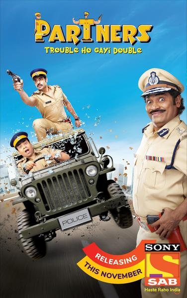 TV ratings for Partners Trouble Ho Gayi Double in Italy. SAB TV TV series