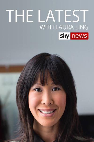 TV ratings for The Latest With Laura Ling in Turkey. Sky News Australia TV series