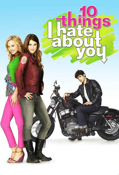 TV ratings for 10 Things I Hate About You in South Africa. ABC Family TV series