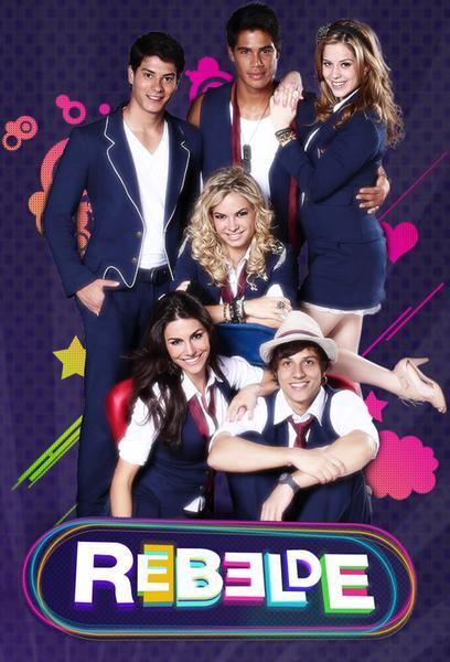 TV ratings for Rebelde in Denmark. RecordTV TV series