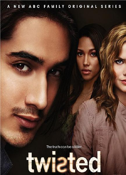 TV ratings for Twisted in Argentina. ABC Family TV series