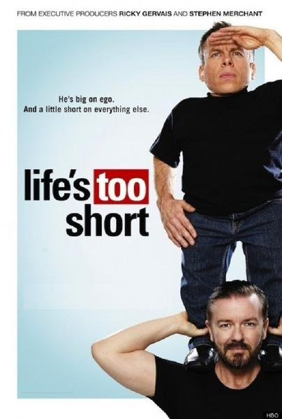 TV ratings for Life's Too Short in Russia. BBC Two TV series