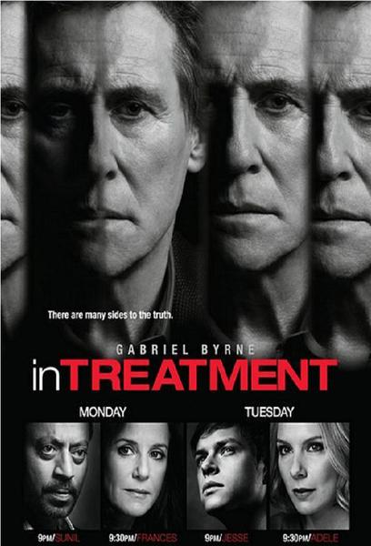 TV ratings for In Treatment in Mexico. HBO TV series