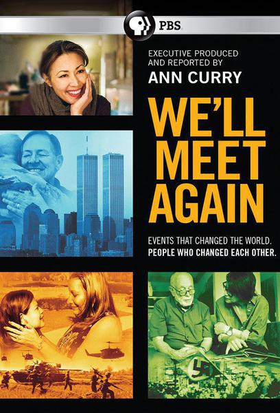 TV ratings for We'll Meet Again with Ann Curry in the United States. PBS TV series