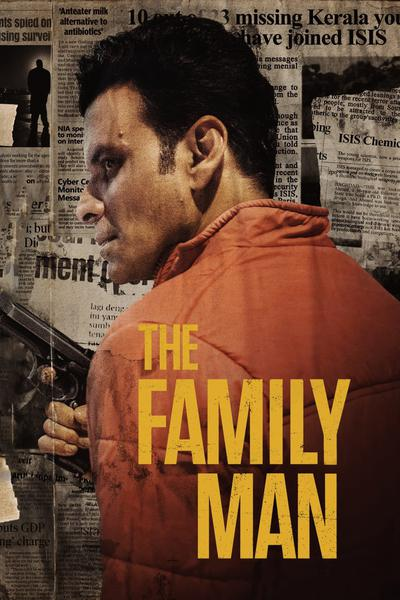 TV ratings for The Family Man in Spain. Amazon Prime Video TV series