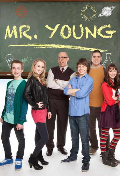 TV ratings for Mr. Young in the United States. YTV TV series
