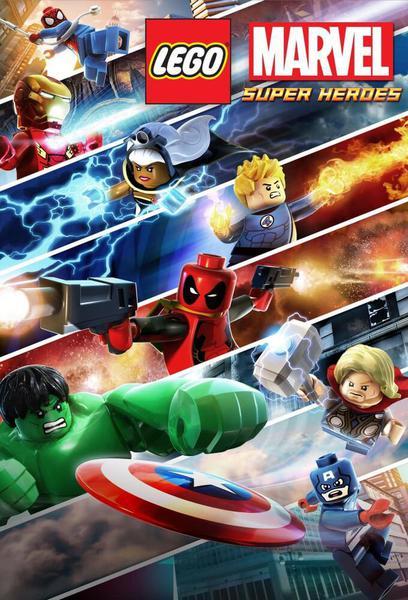 TV ratings for Lego Marvel Super Heroes in Spain. Netflix TV series