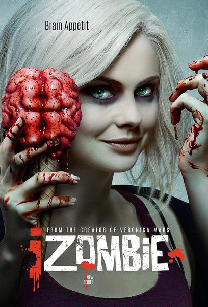 TV ratings for iZombie in Sweden. The CW TV series