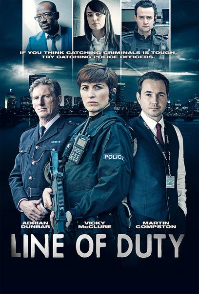 TV ratings for Line Of Duty in France. BBC Two TV series