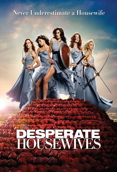 TV ratings for Desperate Housewives in Russia. ABC TV series