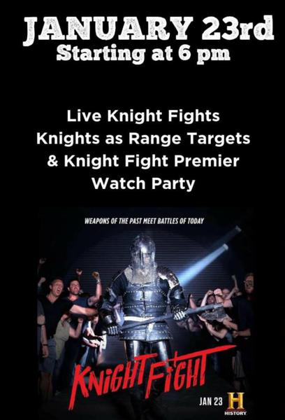 TV ratings for Knight Fight in the United States. History TV series