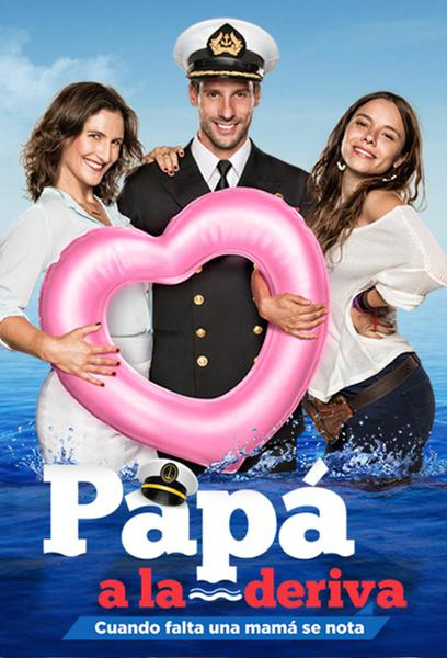 TV ratings for Papá A La Deriva in Italy. Mega TV series