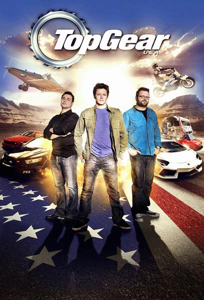 TV ratings for Top Gear America in Mexico. BBC America TV series