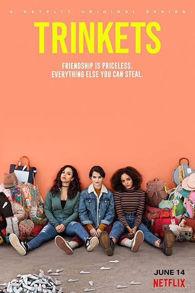 TV ratings for Trinkets in Netherlands. Netflix TV series