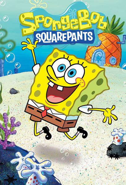 TV ratings for Spongebob Squarepants in Denmark. Nickelodeon TV series