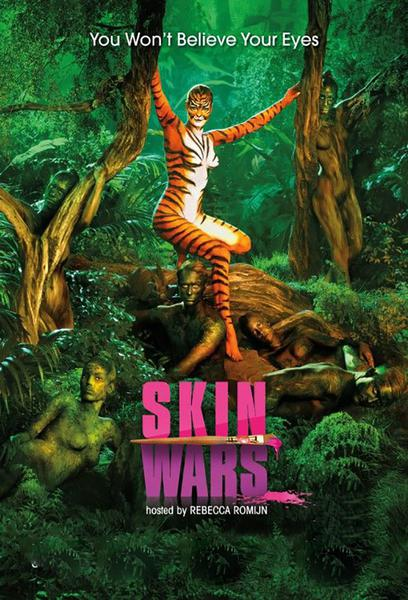TV ratings for Skin Wars in Ireland. Game Show Network TV series