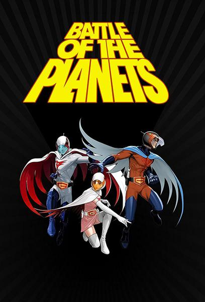 TV ratings for Battle Of The Planets in South Korea. Syndication TV series