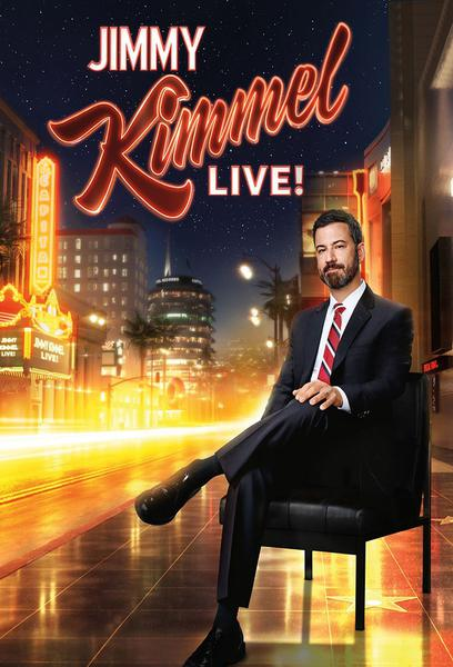 TV ratings for Jimmy Kimmel Live in Argentina. ABC TV series