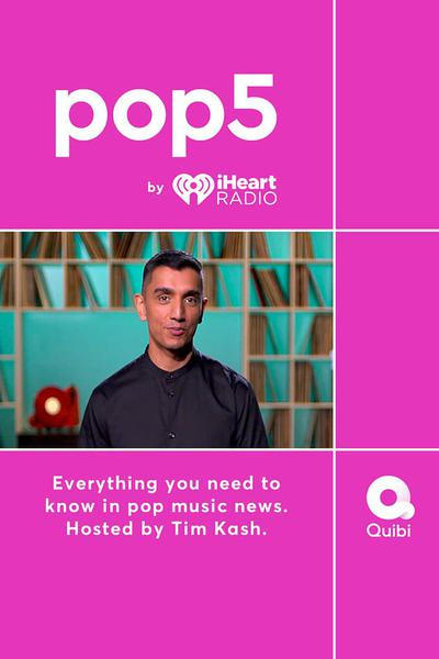 TV ratings for Pop5 in Argentina. Quibi TV series