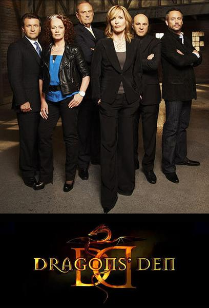 TV ratings for Dragons' Den (CA) in Japan. CBC Television TV series