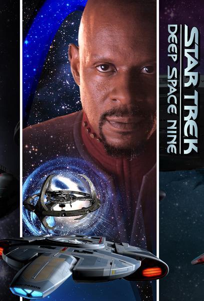 TV ratings for Star Trek: Deep Space Nine in Brazil. Syndication TV series