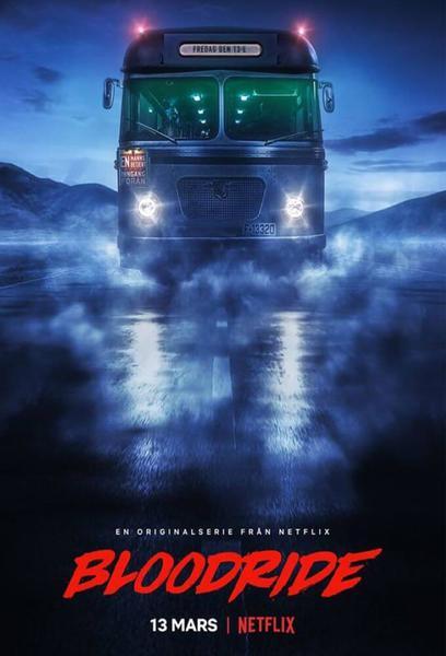 TV ratings for Bloodride in Australia. Netflix TV series