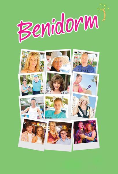 TV ratings for Benidorm in Spain. ITV TV series