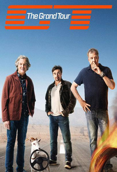 TV ratings for The Grand Tour in Chile. Amazon Prime Video TV series