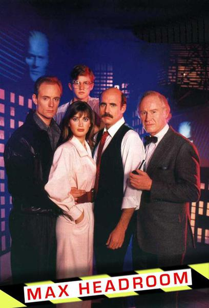 TV ratings for Max Headroom in the United Kingdom. ABC TV series