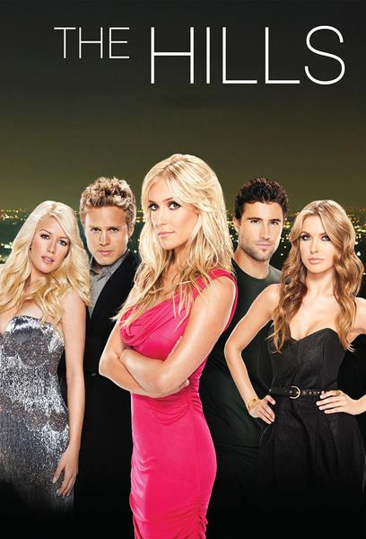 TV ratings for The Hills in Spain. MTV TV series