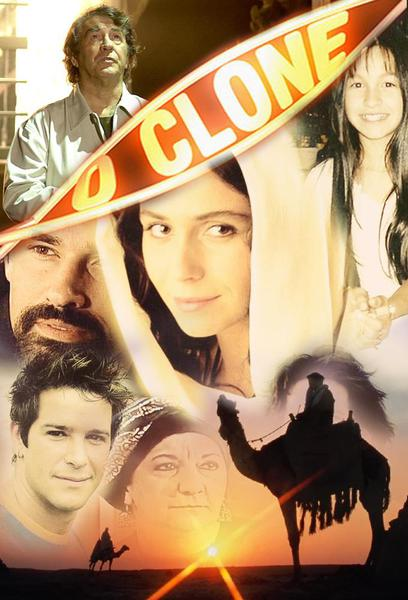 TV ratings for O Clone in Argentina. Rede Globo TV series