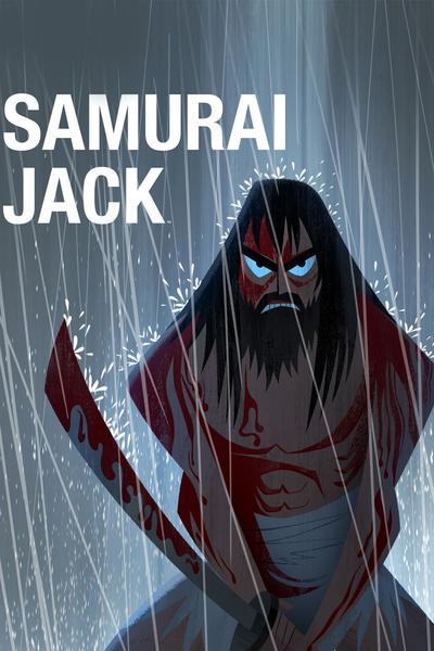 TV ratings for Samurai Jack in Denmark. Adult Swim TV series