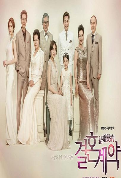 TV ratings for Marriage Contract in Denmark. MBC TV series