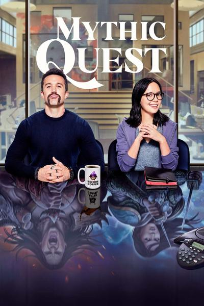 TV ratings for Mythic Quest: Raven's Banquet in the United States. Apple TV+ TV series