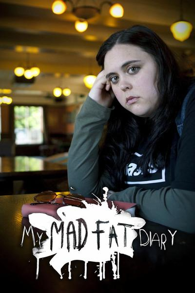 TV ratings for My Mad Fat Diary in the United Kingdom. E4 TV series