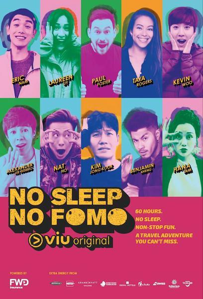 TV ratings for No Sleep No Fomo in Thailand. Viu TV series