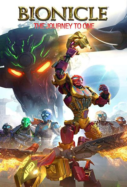 TV ratings for Lego Bionicle: The Journey To One in France. Netflix TV series
