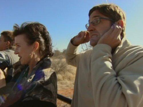TV ratings for Louis Theroux's African Hunting Holiday in Germany. BBC TV series