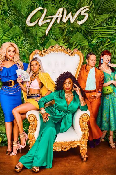 TV ratings for Claws in the United States. TNT TV series
