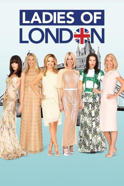 TV ratings for Ladies Of London in South Korea. Bravo TV series