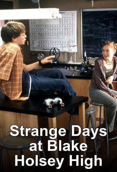TV ratings for Strange Days At Blake Holsey High in Denmark. Global TV series