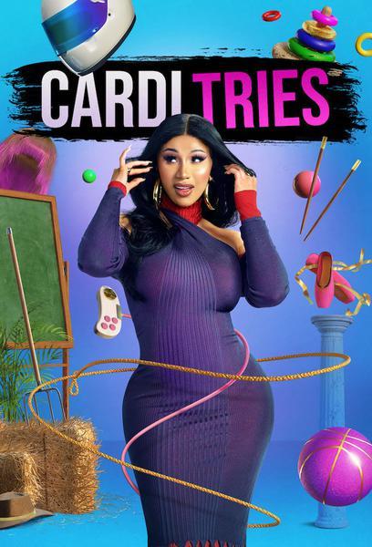 TV ratings for Cardi Tries in Turkey. Facebook Watch TV series