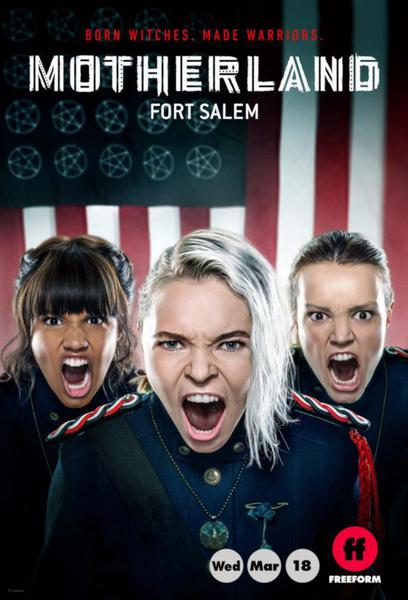 TV ratings for Motherland: Fort Salem in Italy. Freeform TV series
