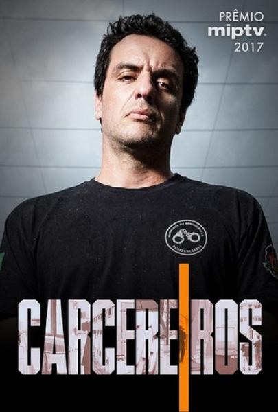 TV ratings for Carcereiros in France. Rede Globo TV series
