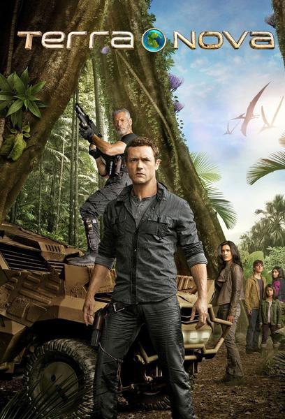 TV ratings for Terra Nova in Chile. FOX TV series